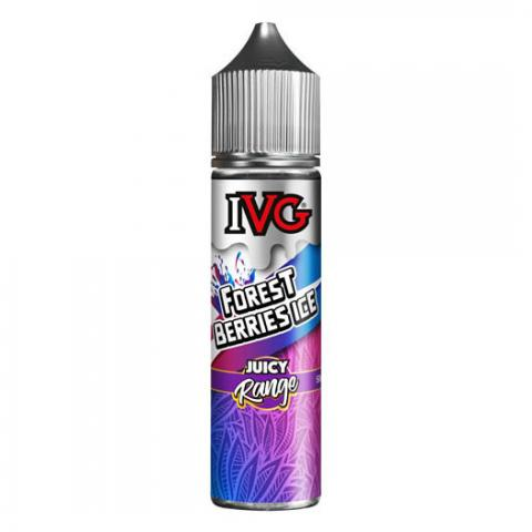 IVG Juicy Forest Berries Ice 50ml